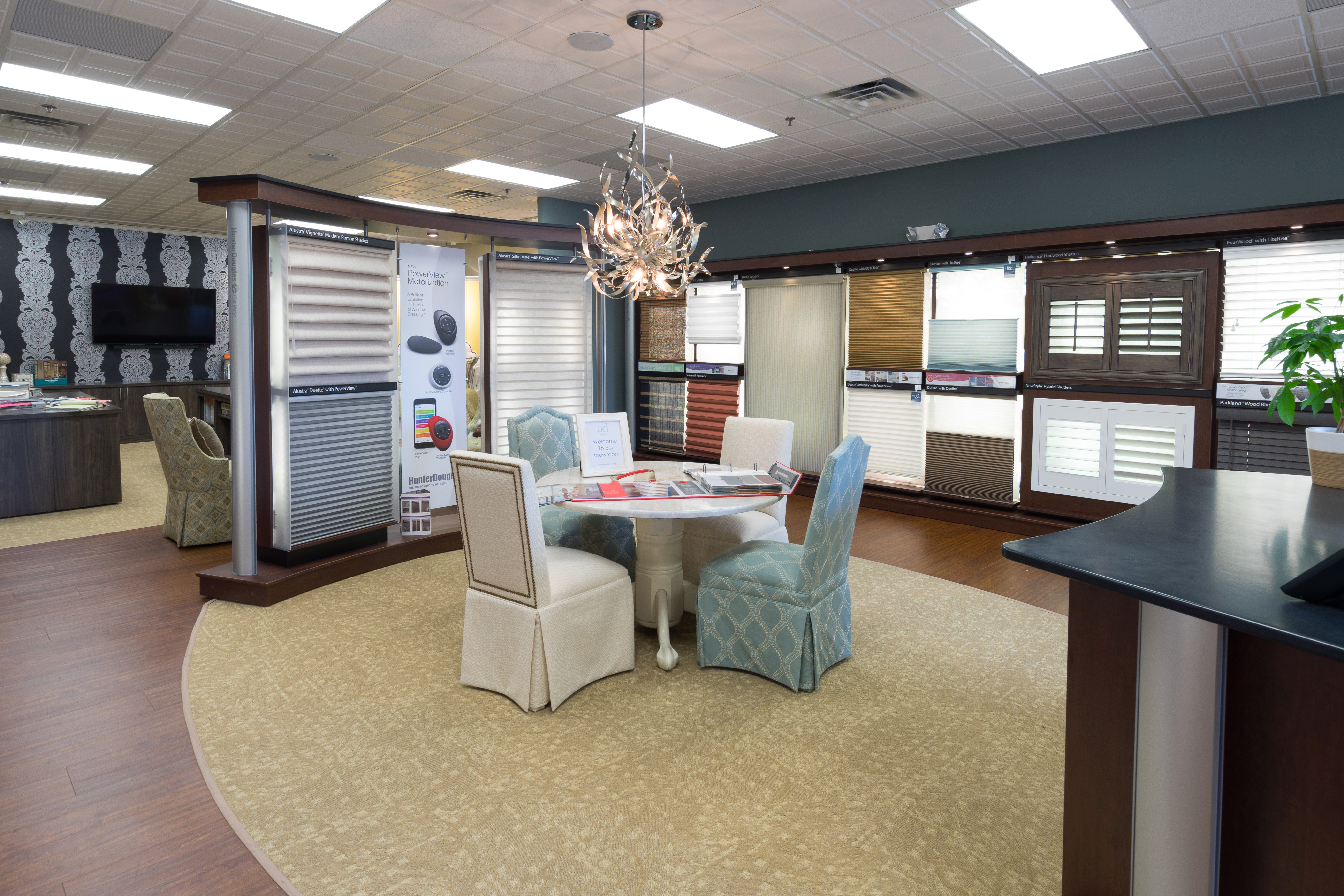 Showroom Design Consultation Gallery