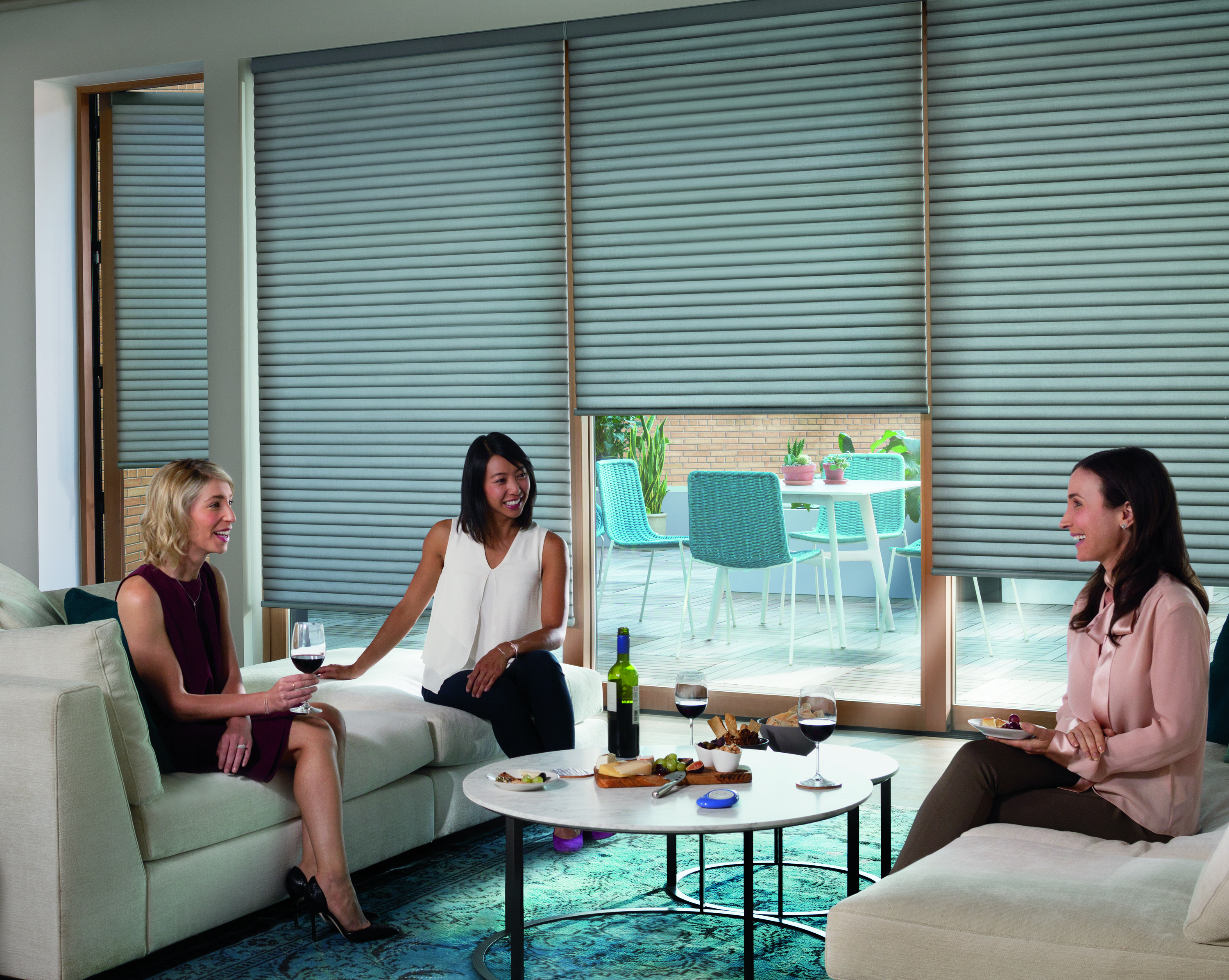 Ambiance Design Designer Trade Program window treatment selections