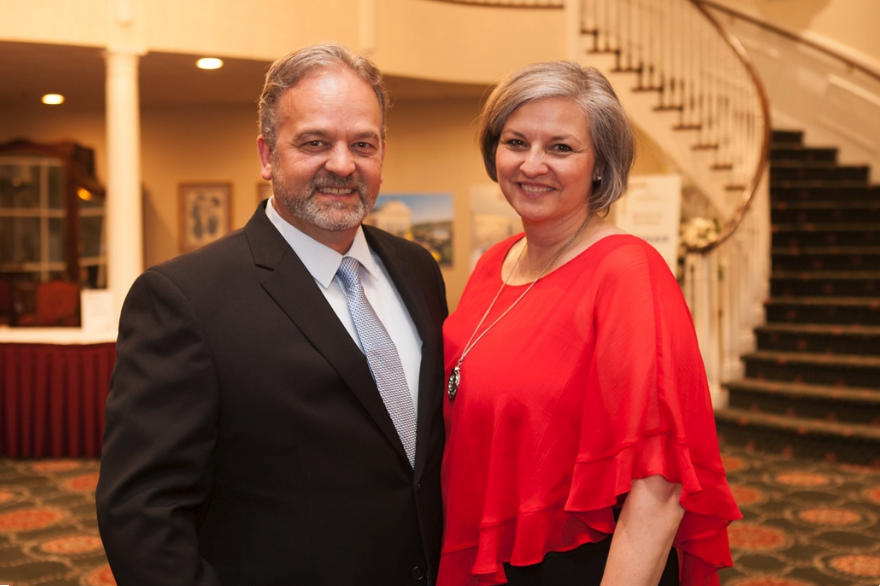 Dan and Laura Hawley, owners of Ambiance Design