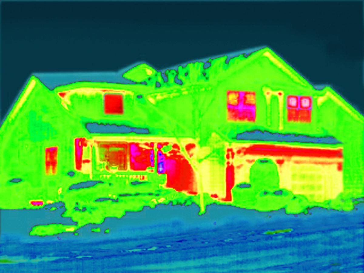 heat loss through windows
