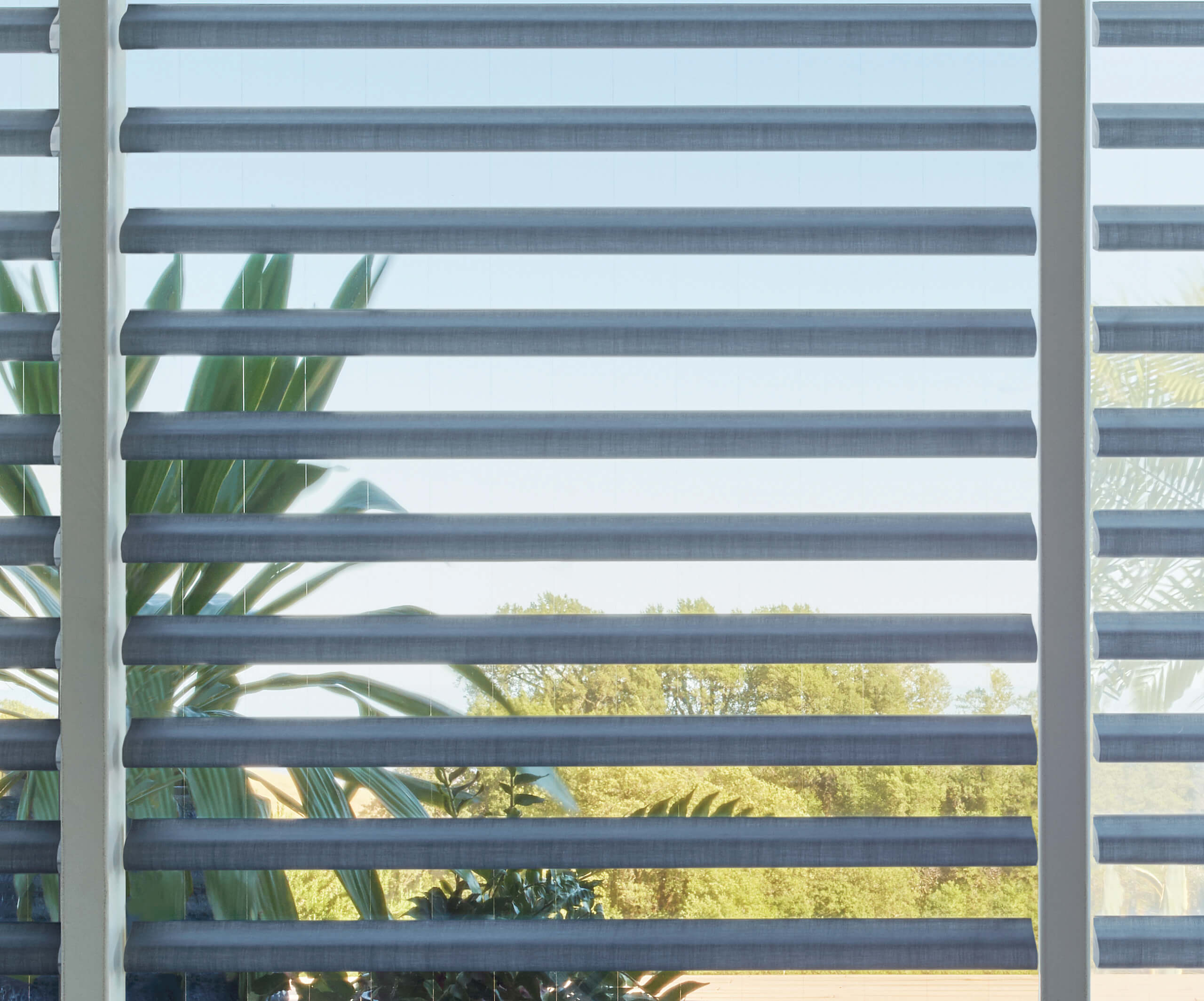 Hunter Douglas Pirouette ClearView Shade
