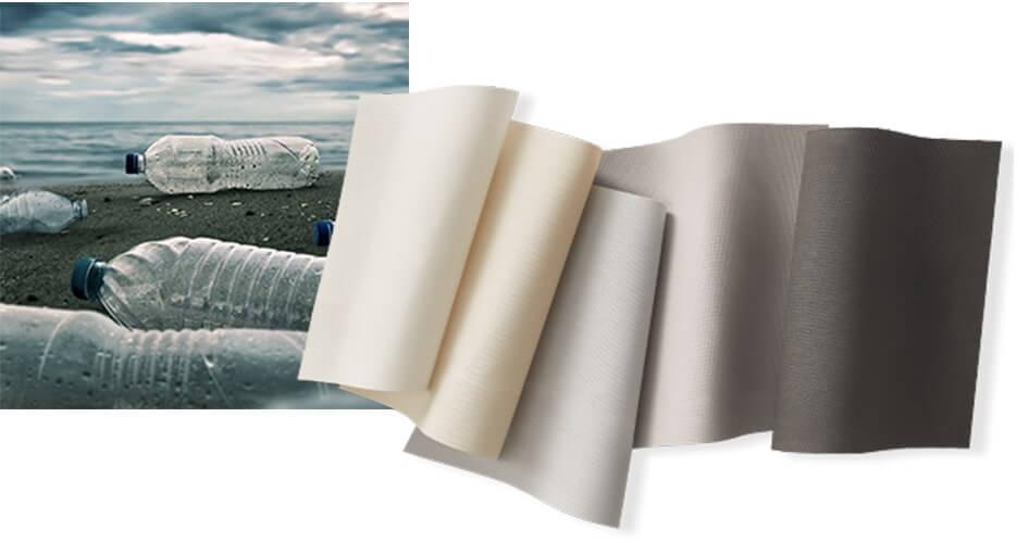 Sustainable GreenScreen Sea-Tex Fabric